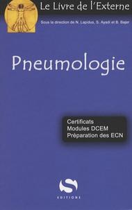 Benjamin Bajer et Naël Lapidus - Pneumologie.