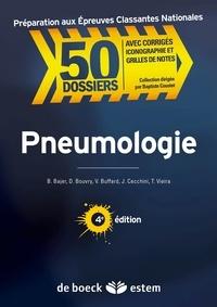 Benjamin Bajer et Diane Bouvry - Pneumologie.