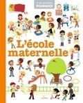 Benjamin Bécue et Anouk Ricard - L'école maternelle.