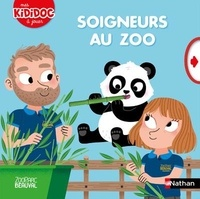 Benjamin Bécue et  Zooparc de Beauval - Soigneurs au zoo.