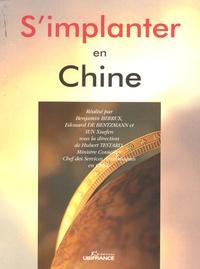 S'implanter en Chine - Benjamin Berrux |