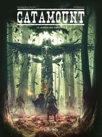 Benjamin Blasco-Martinez et  Gaet's - Catamount Tome 3 : La justice des corbeaux.