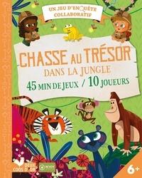 Benjamin Bouchet - Chasse au trésor dans la jungle - Un jeu d'enquête collaboratif.