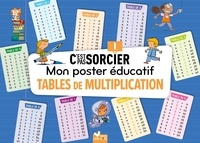 Benjamin Bouchet et Fabrice Mosca - Tables de multiplication.