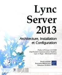 Rhonealpesinfo.fr Lync Server 2013 - Architecture, installation et configuration Image