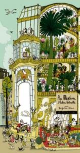 Benjamin Chaud - Au muséum d'histoire naturelle.