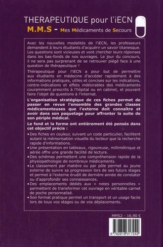 Thérapeutique pour l'iECN 2e édition