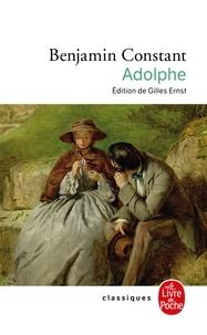 Benjamin Constant - Adolphe.