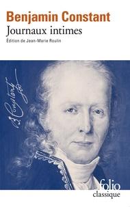 Benjamin Constant - Journaux intimes.