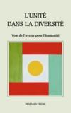 Benjamin Creme - L'unité dans la diversité - Voie de l'avenir pour l'humanité.
