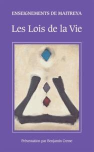 Les lois de la vie - Les enseignements de Maitreya.pdf