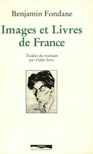 Benjamin Fondane - Images et livres de France.