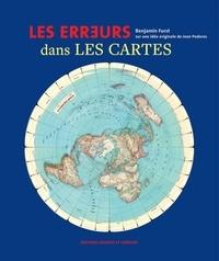 Benjamin Furst - Les erreurs dans les cartes.