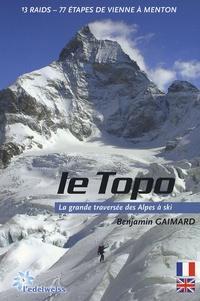 Deedr.fr Le Topo - La grande traversée des Alpes à ski Image