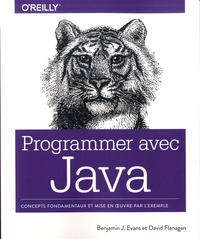 Programmer avec Java - Benjamin J. Evans |