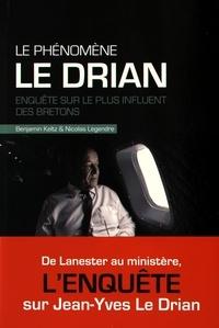 Histoiresdenlire.be Le phénomène Le Drian - Enquête sur le plus influent des Bretons Image