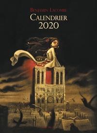 Benjamin Lacombe - Calendrier 2020.