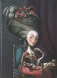 Benjamin Lacombe - Carnet de notes Marie-Antoinette.
