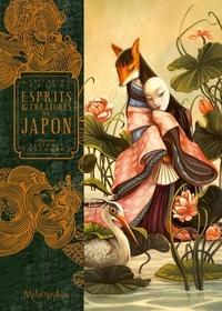 Benjamin Lacombe et Lafcadio Hearn - Esprits & Créatures du Japon.
