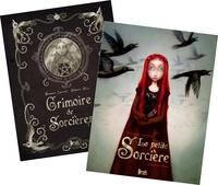 Généalogie d'une sorcière- Coffret 2 tomes : Grimoire de Sorcières ; La Petite Sorcière - Benjamin Lacombe |