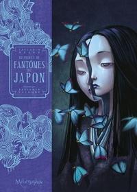 Benjamin Lacombe - Histoires de fantômes du Japon.