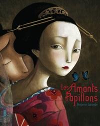 Benjamin Lacombe - Les amants papillons.