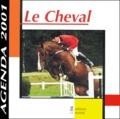 Benjamin Lambert - Le cheval. - Agenda 2001.
