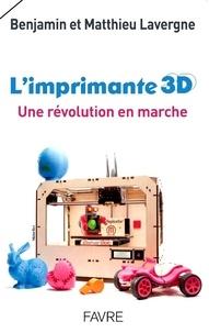 Checkpointfrance.fr L'imprimante 3D - Une révolution en marche Image