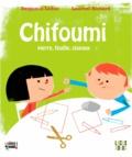 Benjamin Leduc et Laurent Richard - Chifoumi - Pierre, feuille, ciseaux.
