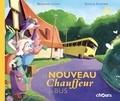 Benjamin Leduc et Estelle Rattier - Le nouveau chauffeur de bus.