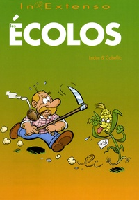 Benjamin Leduc et Thomas Cabellic - Les Ecolos.