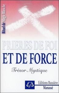 Birrascarampola.it Rituel de magie blanche - Tome 5, Prières de foi et de force Image