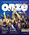 Benjamin Mendy - Onze mondial - L'incroyable épopée des bleus. Coupe du monde 2018.