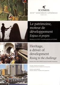 Benjamin Mouton - Le patrimoine, moteur de développement - Enjeux et projets. 1 Cédérom