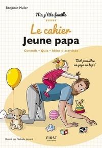 Téléchargements de livres de libarary Kindle Le cahier Super papa par Benjamin Muller, Nathalie Jomard