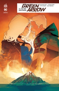 Benjamin Percy et Stephen Byrne - Green Arrow Rebirth Tome 2 : L'île aux cicatrices.