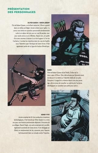 Green Arrow Tome 4 Oiseaux de nut