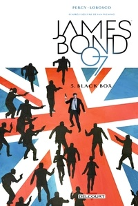 Benjamin Percy - James Bond T05 - Black box.