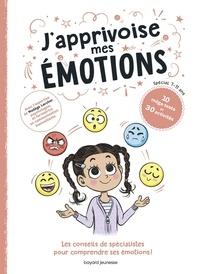 Benjamin Perrier et Nadège Larcher - J'apprivoise mes émotions !.