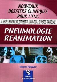 Benjamin Planquette - Pneumologie-Réanimation.