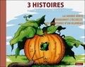 Benjamin Rabier - 3 histoires par Benjamin Rabier - Volume 1, La souris verte ; Rouquinot l'écureuil ; Les aventures d'un blaireau.