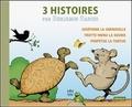 Benjamin Rabier - 3 histoires par Benjamin Rabier - Volume 4, Joséphine la grenouille ; Trotte-menu la souris ; Perpétue la tortue.