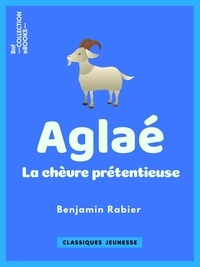 Benjamin Rabier - Aglaé - La Chèvre prétentieuse.