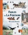 Benjamin Rabier et Jean de La Fontaine - Fables de La Fontaine.
