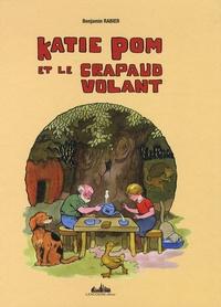 Benjamin Rabier - Katie Pom et le crapaud volant.