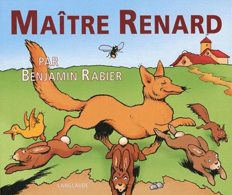 Benjamin Rabier - Maître Renard.
