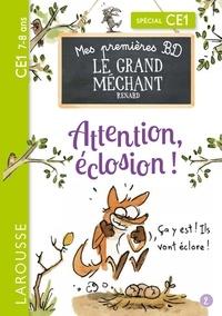 Benjamin Renner - Le Grand Méchant Renard Tome 2 : Attention, éclosion ! ; Pas marrant la vie de parents !.