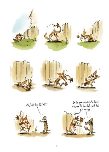 Le grand méchant renard