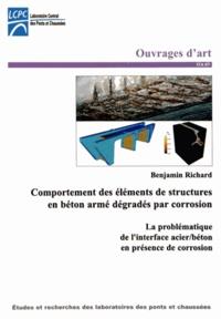 Goodtastepolice.fr Comportement des structures en béton armé dégradés par corrosion - La problématique de l'interface acier/béton en présence de corrosion Image