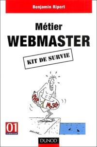 Métier : webmaster - Kit de survie.pdf